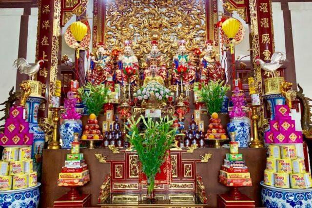 Đền Mẫu Hàn Sơn (1)