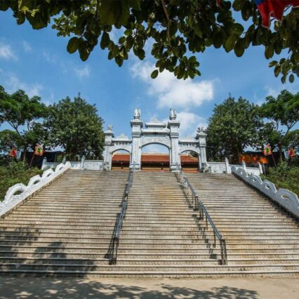 Đền Mẫu Hàn Sơn