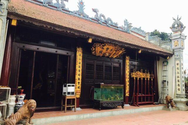 Đền Mẫu Thoải, Lạng Sơn (1)