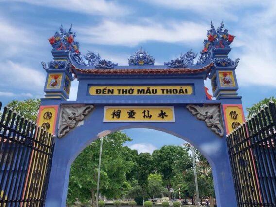 Đền Mẫu Thoải, Lạng Sơn (2)