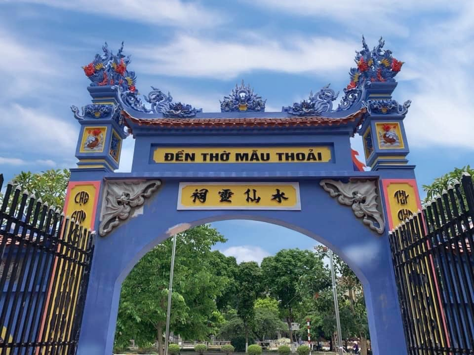 Đền Mẫu Thoải (Chi Lăng, Thành phố Lạng Sơn)
