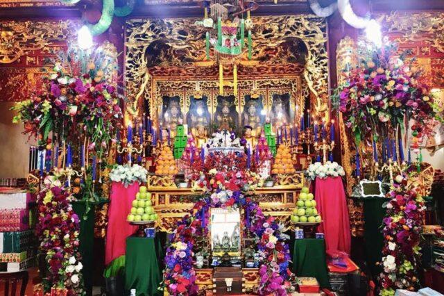 Đền Mẫu Thoải, Lạng Sơn (3)