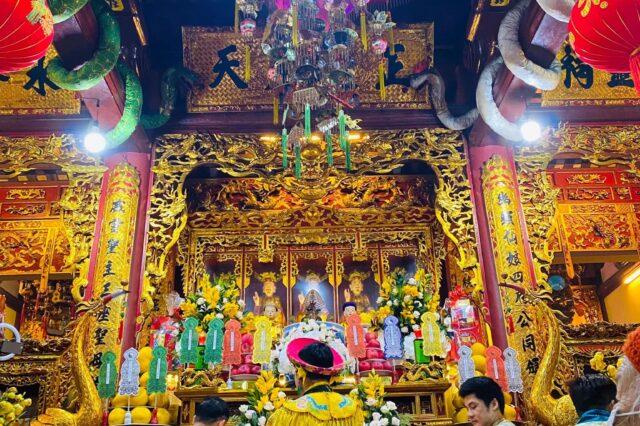 Đền Mẫu Thoải, Lạng Sơn (4)