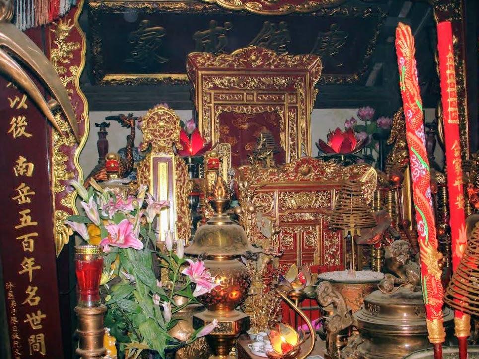 Đền thờ An Sinh Vương Trần Liễu (Đền Cao – Thuận Thành, Bắc Ninh)