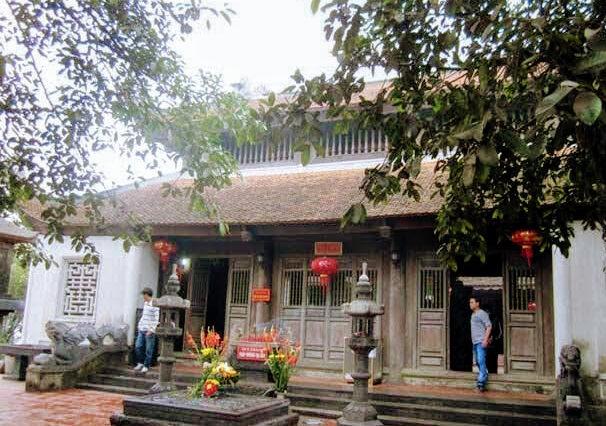 Đền Trần Liễu