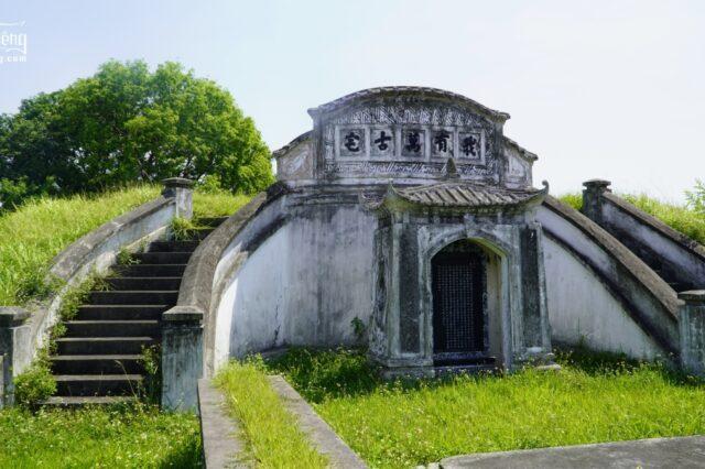 Lăng mộ cụ Dương Lâm (Ứng Hoà, Hà Nội)_DSC3858