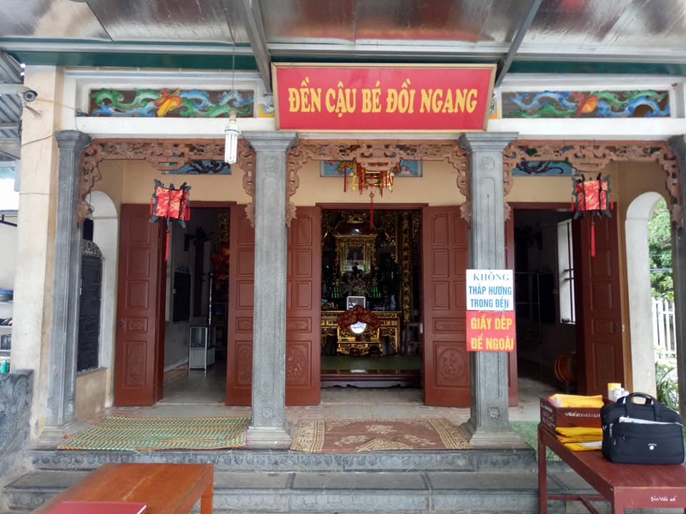 Phủ Đồi Ngang (Nho Quan , Ninh Bình)