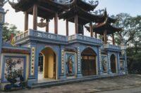 tam quan đền