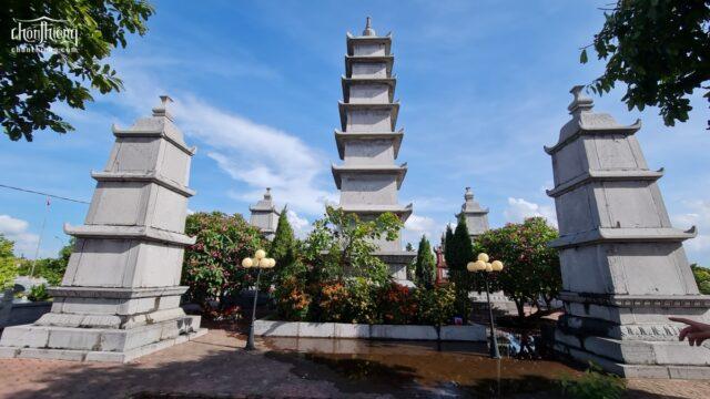 Chùa Đống Cao (Tân Hưng, Hải Dương) (1)