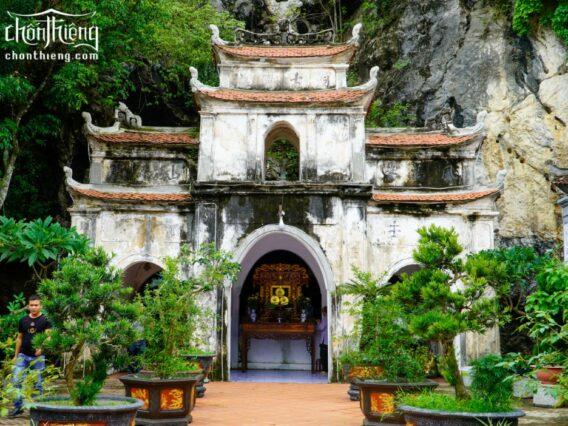 Chùa Hang Yên Mô Ninh Bình (1)