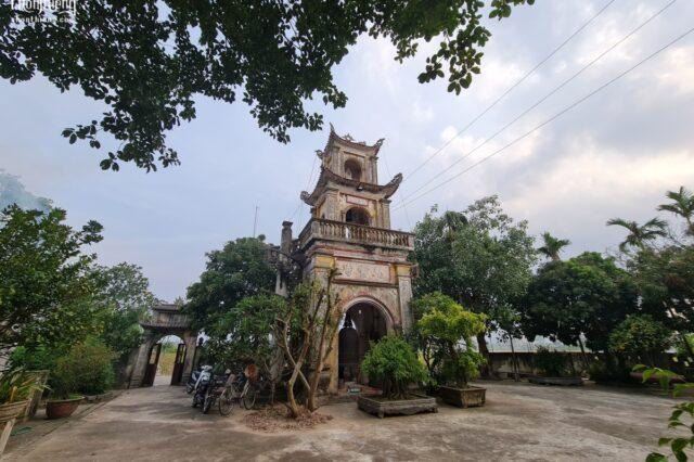 Chùa Linh Quang (Chùa Quần Chử - Trực Ninh, Nam Định)20210622_170418