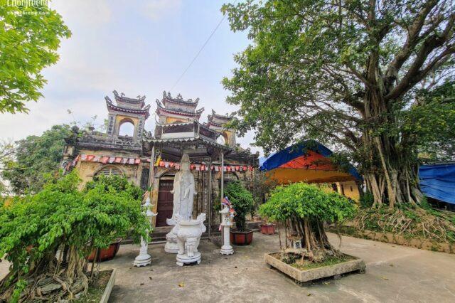 Chùa Linh Quang (Chùa Quần Chử - Trực Ninh, Nam Định)20210622_170445