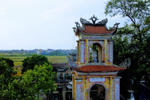 Chùa Linh Quang (Chùa Quần Chử - Trực Ninh, Nam Định)DJI_0894