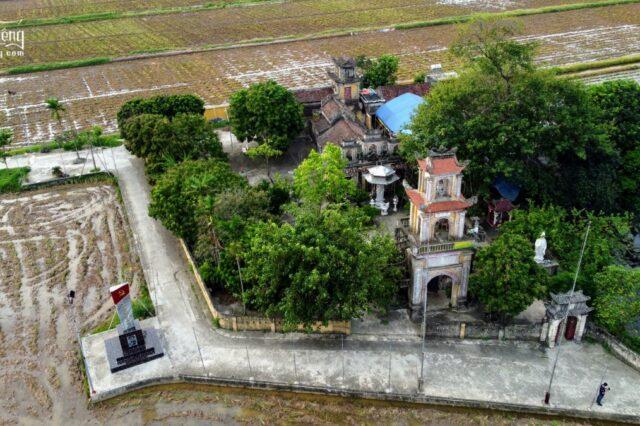 Chùa Linh Quang (Chùa Quần Chử - Trực Ninh, Nam Định)vlcsnap-2021-08-07-17h50m38s569