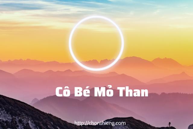 Cô Bé Mỏ Than (Tuyên Quang)