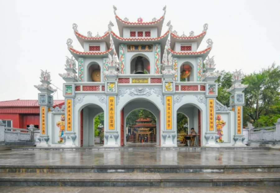 Đền Bà Chúa Kho (Vũ Ninh, Bắc Ninh)