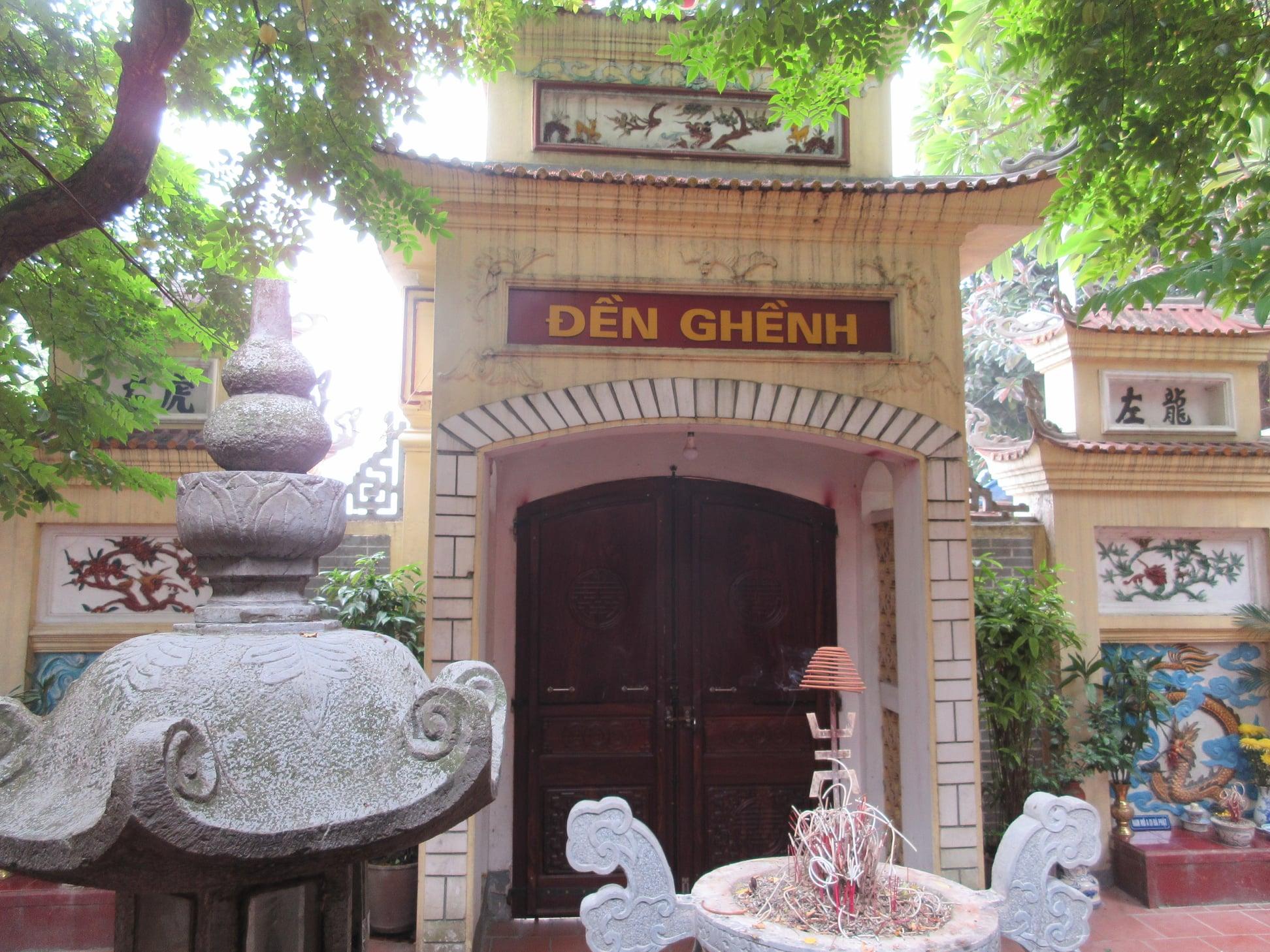 Đền Ghềnh (Long Biên, Hà Nội)