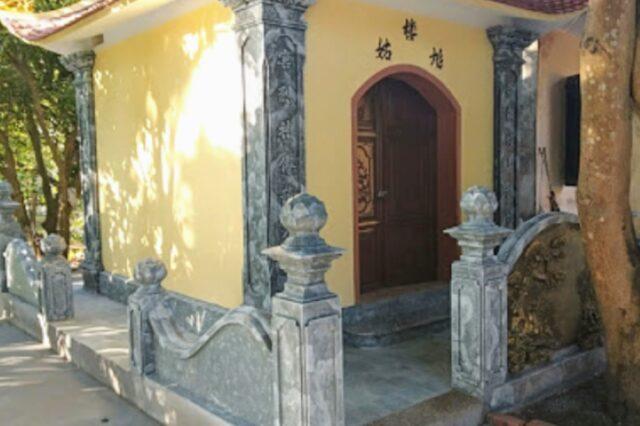 Đền Quan Lớn Đệ Tam (Quỳnh Phụ - Thái Bình)