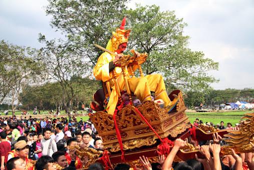 Lễ hội Đền Sái (11 tháng Giêng)