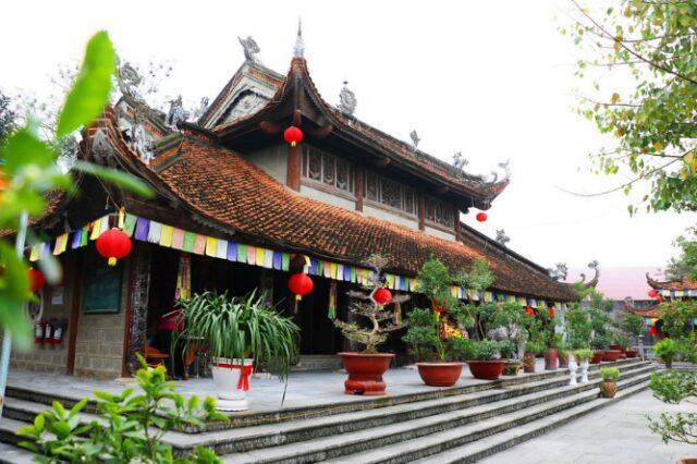 Đền Tam Giang Phú Thọ