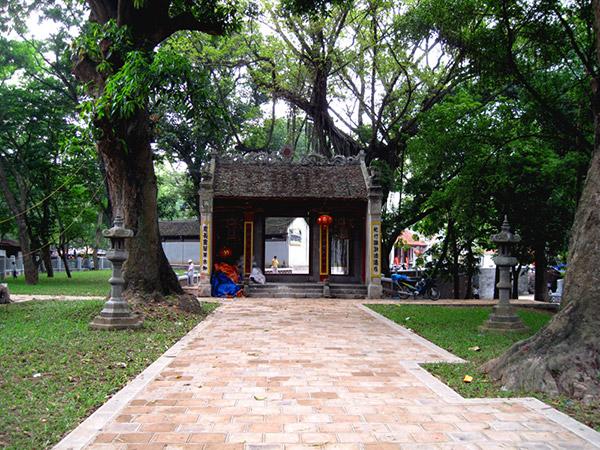 Đền Voi Phục (Ba Đình, Hà Nội)