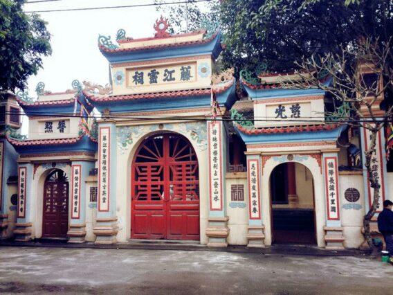 Đền Xích Đằng (Hưng Yên) (1)