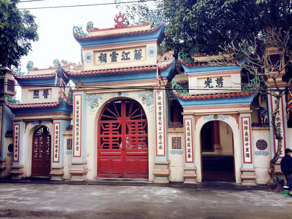 Đền Xích Đằng (Thành phố Hưng Yên)