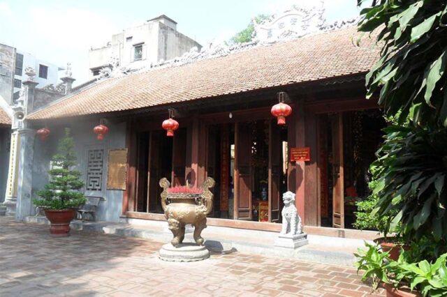 Di tích Đền Nghè – Hải Phòng