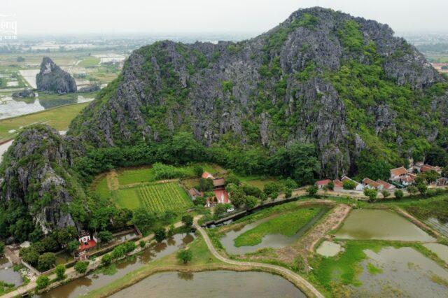 Đền thờ Thái phó Lê Niệm (Yên Mô, Ninh Bình)0006