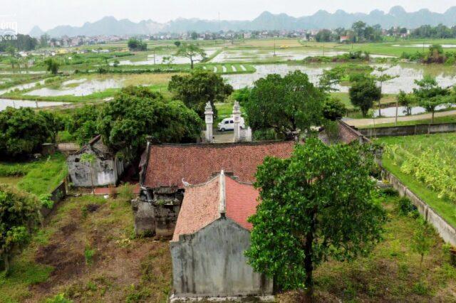 Đền thờ Thái phó Lê Niệm (Yên Mô, Ninh Bình)0010
