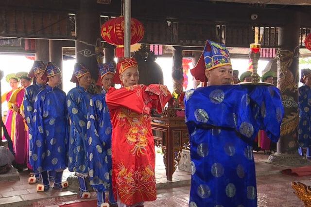 Hội Đền Tam Giang (2)