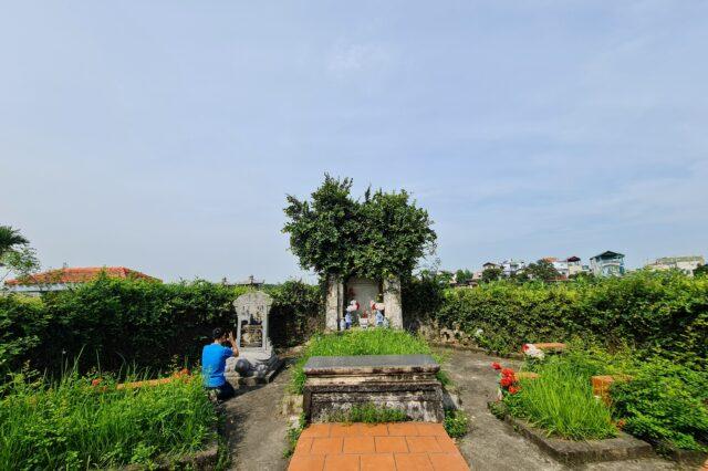 Khu lăng mộ Nhất giáp Tam nguyên Vũ Phạm Hàm20210520_083446