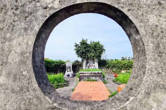 Khu lăng mộ Nhất giáp Tam nguyên Vũ Phạm Hàm20210520_083531
