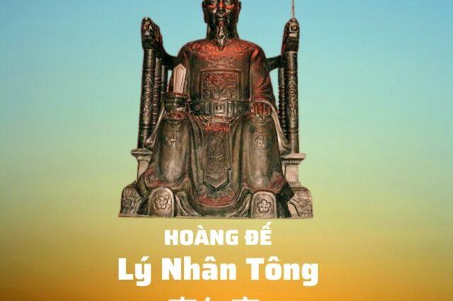 Vua Lý Nhân Tông (1072-1127)