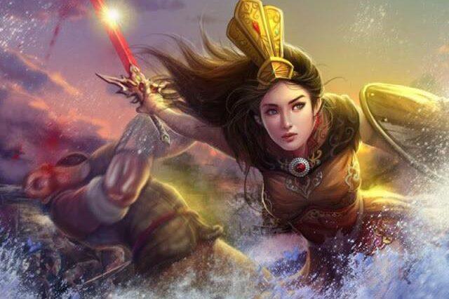 Nữ tướng Lê Chân (1)