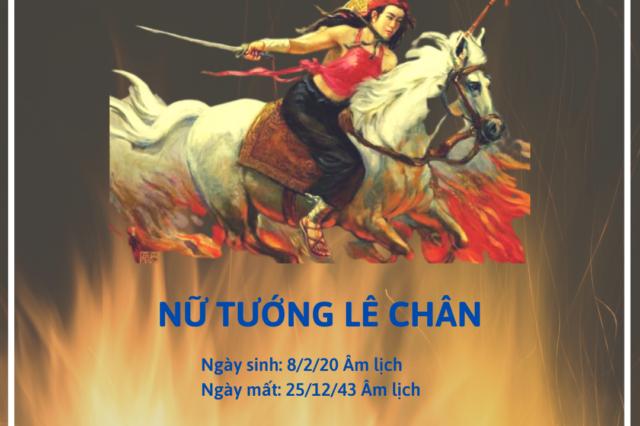 Nữ tướng Lê Chân