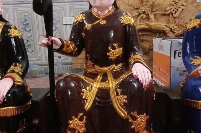 Tượng Chúa Bà Cà Phê
