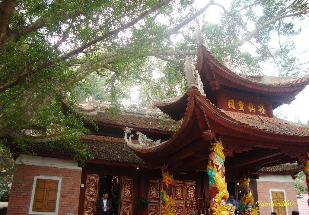 Đền Cặp Tiên (Vân Đồn, Quảng Ninh)