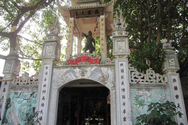 Đền Sơn Hải