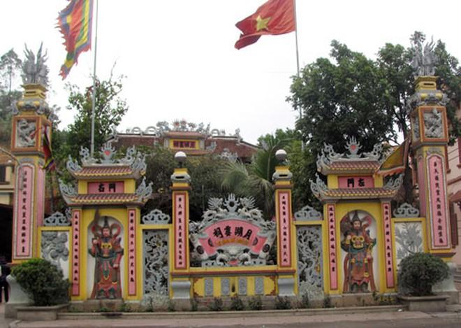 Đền Nguyệt Hồ (Bắc Giang)