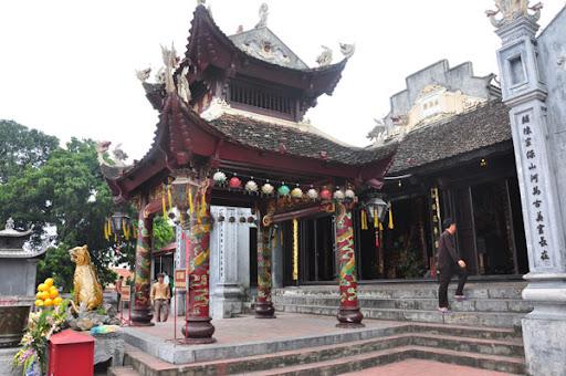 Đền thờ Tứ Vị Vương Tử