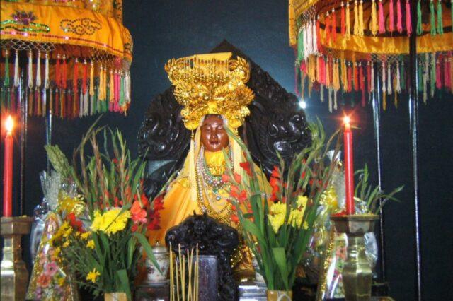 Mẫu Thiên Y A Na (Po Nagar)