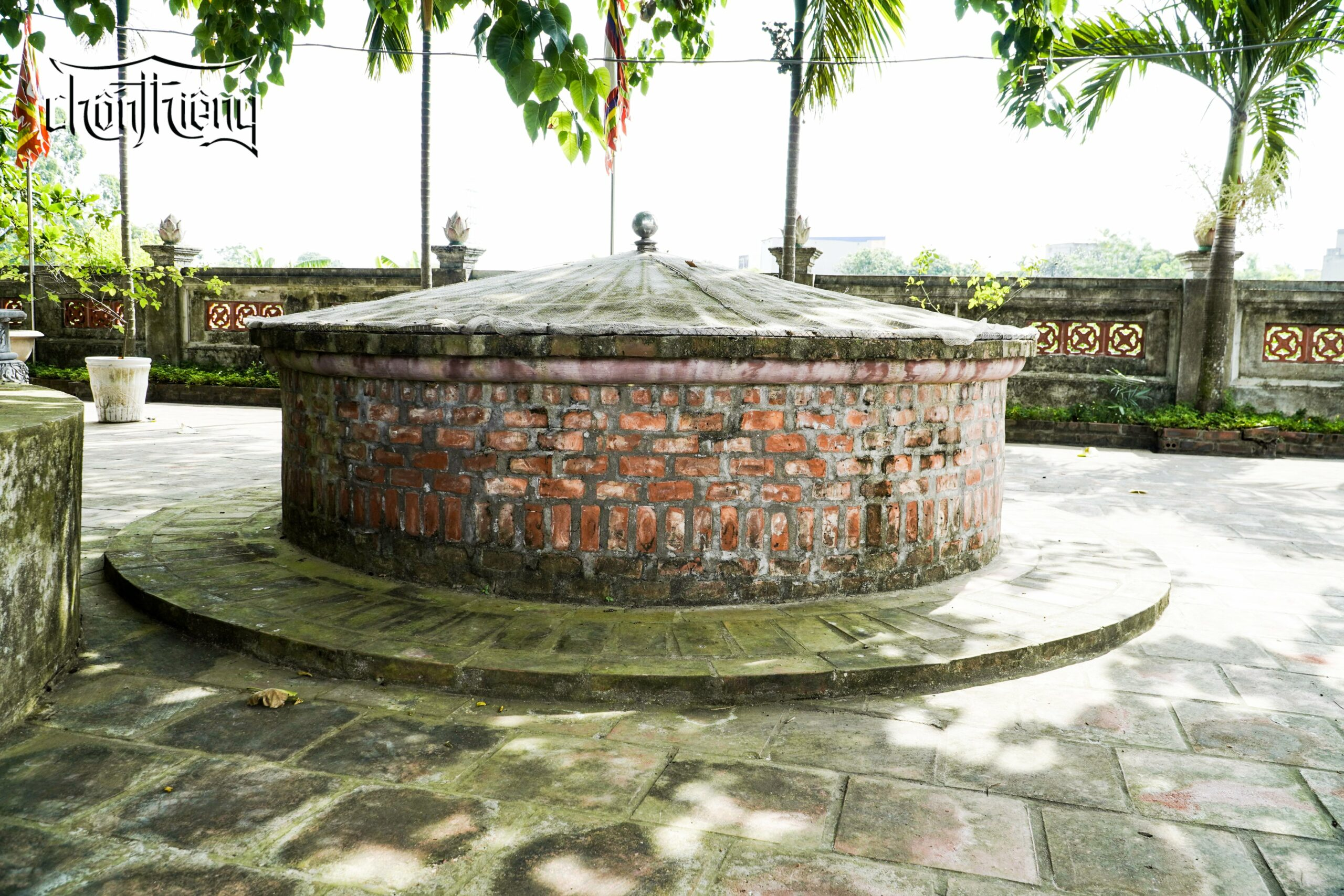 Giếng Rồng nhà Trần (Lộc Vượng – Nam Định)