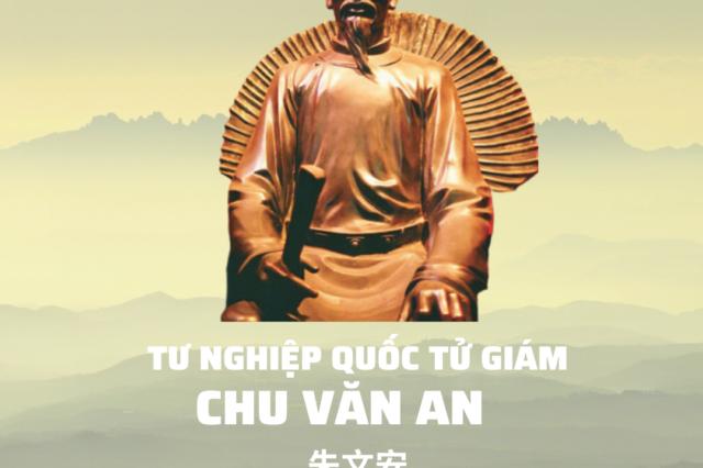 CHU VĂN AN (Vuông)