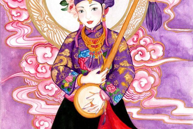 Cô Sáu Sơn Trang